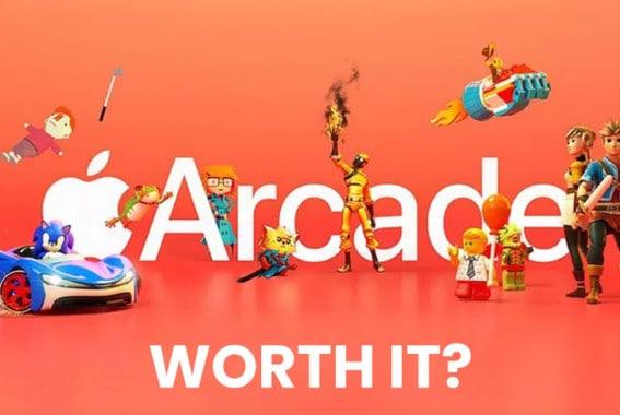 Apple Arcade Worth It