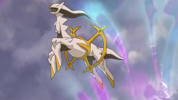 Arceus – Pokémon