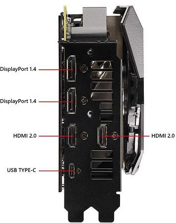 Asus ROG Strix Gaming OC RTX 2080 T
