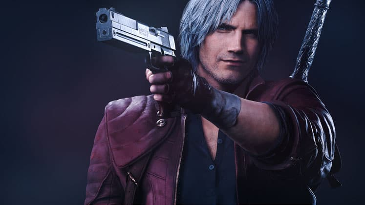 Dante – Devil May Cry