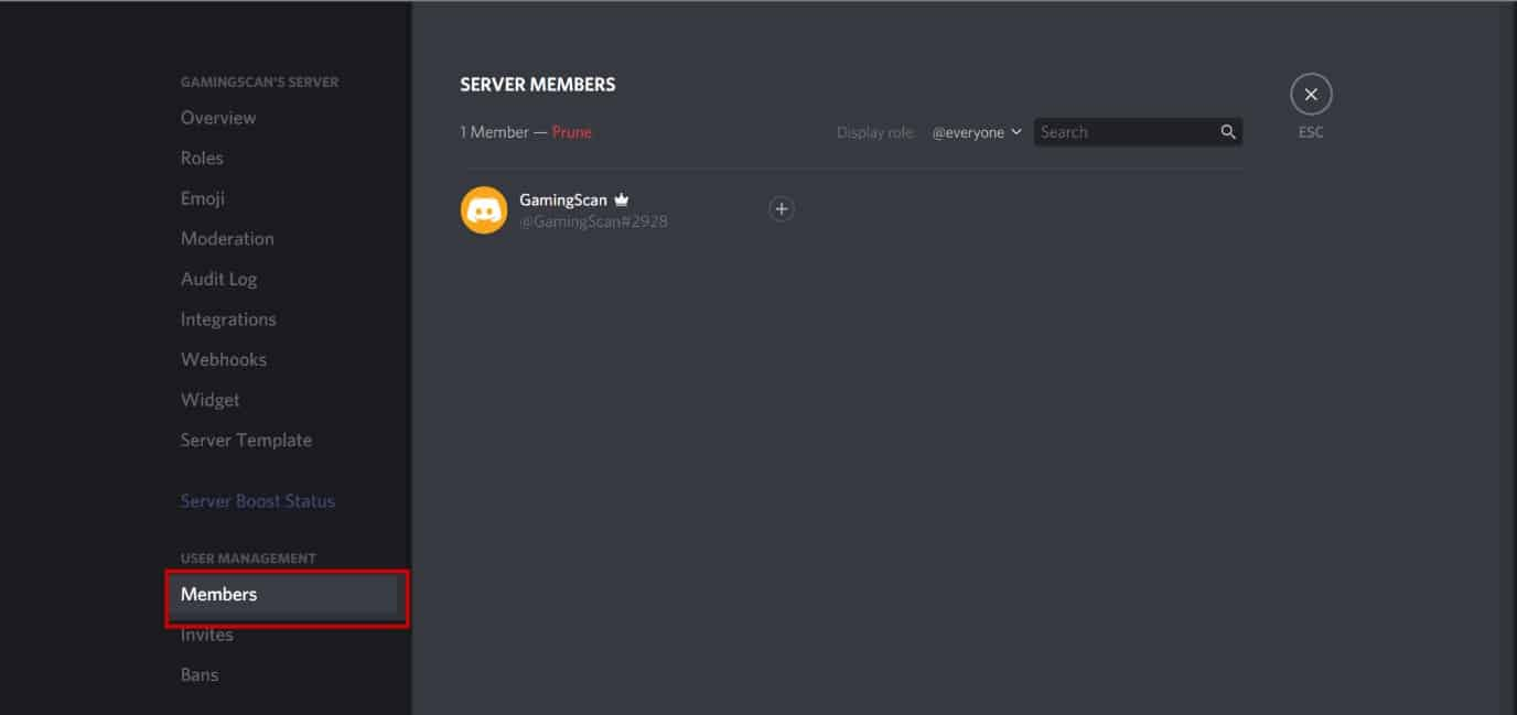 Discord Add Role Assigning roles to server members