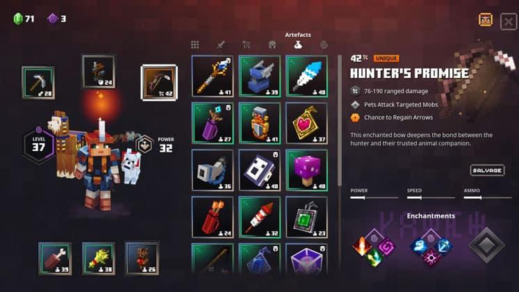 Hunter Companion Build
