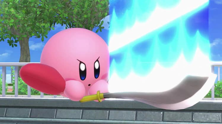 Kirby – Super Smash Bros.