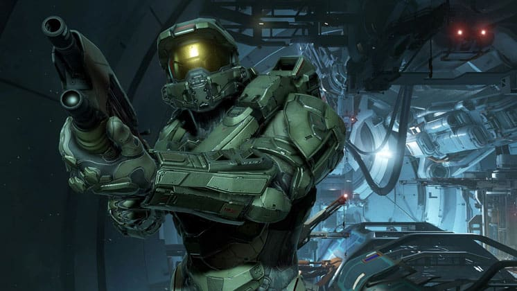 Master Chief – Halo