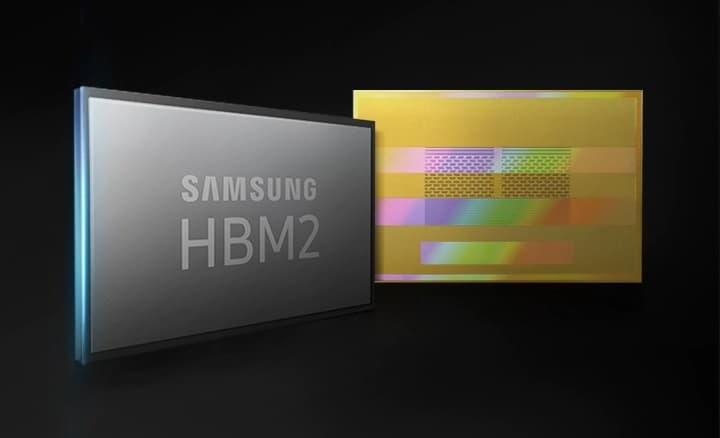 Samsung HBM2E