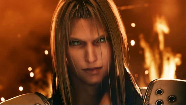 Sephiroth – Final Fantasy