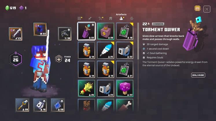 Soul Reaper Build