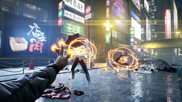 Upcoming PS5 Games Ghostwire Tokyo