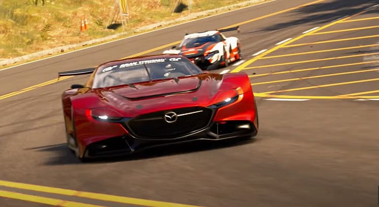 Upcoming PS5 Games Gran Turismo 7