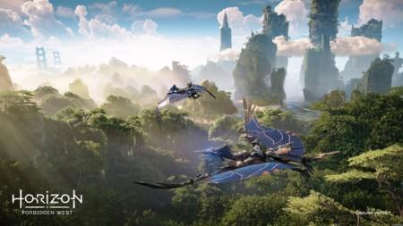 Upcoming PS5 Games Horizon Forbidden West