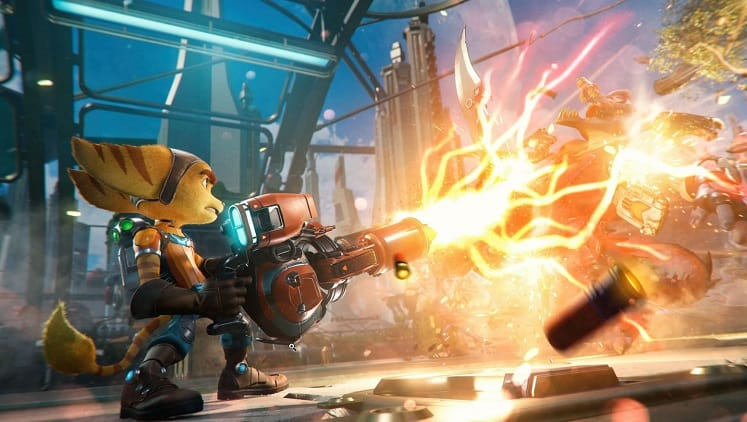 Upcoming PS5 Games Ratchet and Clank