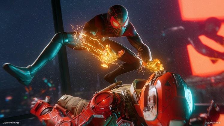 Upcoming PS5 Games Spider man 2