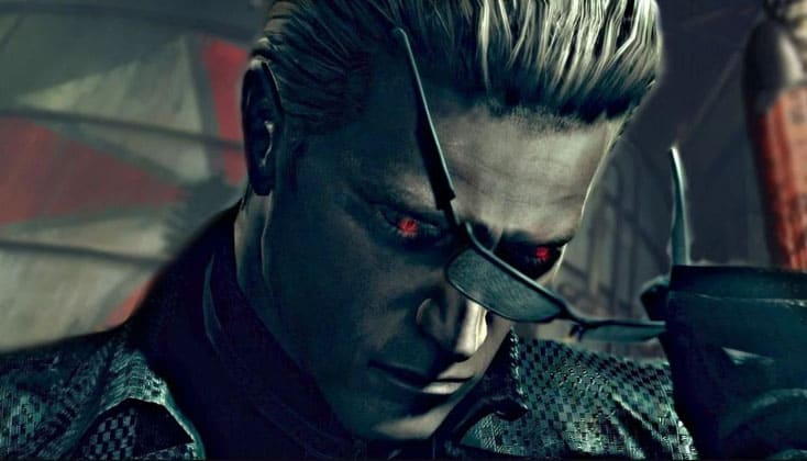Wesker – Resident Evil