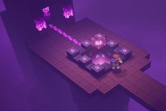 minecraft dungeons secret runes