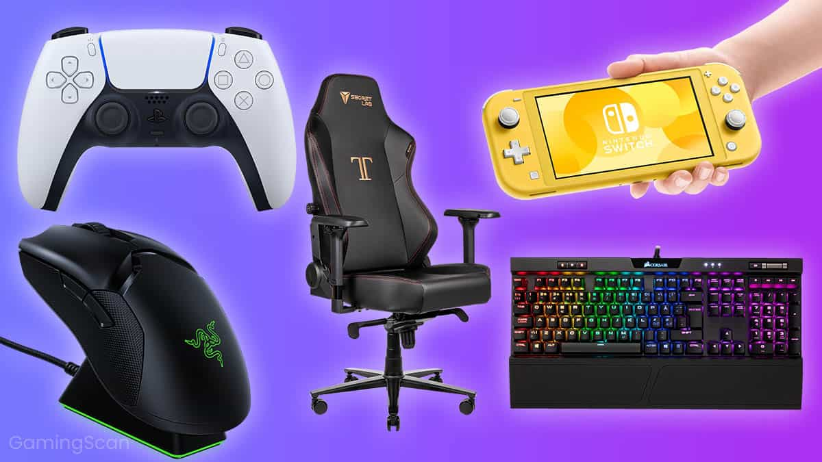 Best Gifts For Gamers