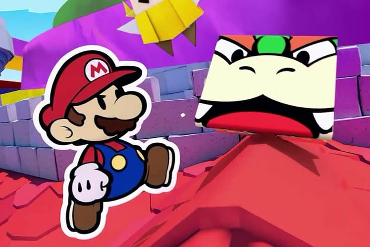 Best Upcoming Nintendo Games Paper Mario