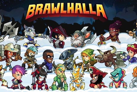 Brawlhalla tier list