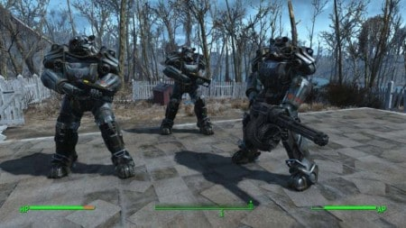 Fallout 4 Call In Reinforcements