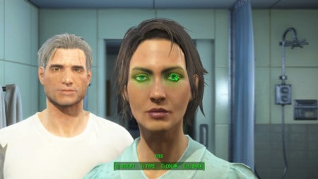 Fallout 4 Change Your Appearance