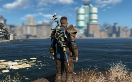 Fallout 4 Lower Your Weapon