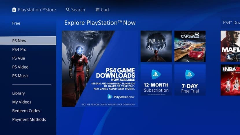 How Does PlayStation Now Work