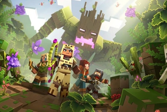 Minecraft Dungeons Guide How To Get Started