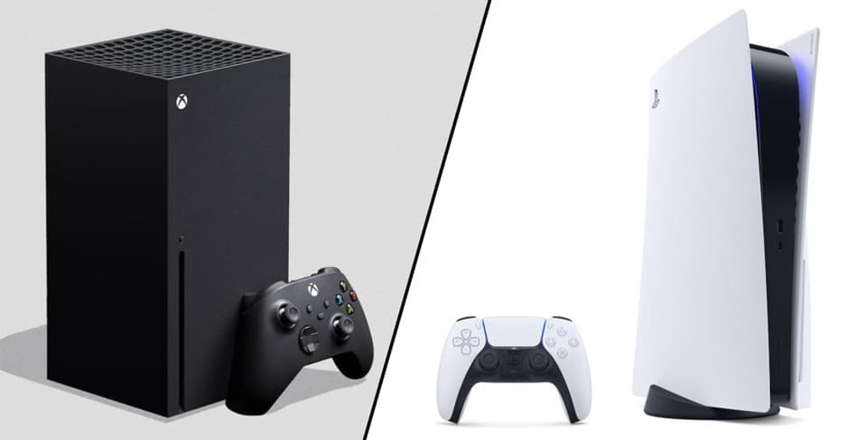 Playstation 5 vs. Xbox Series X