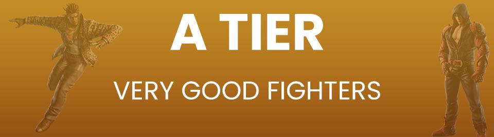 Tekken 7 Tier List A Tier
