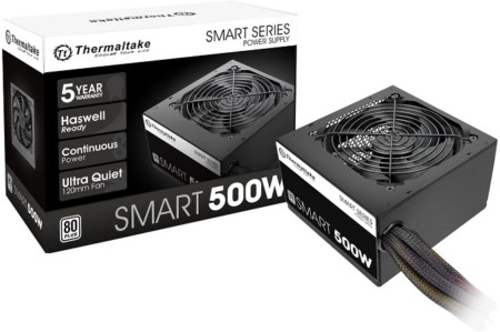 Thermaltake Smart 80+ Certified 500W