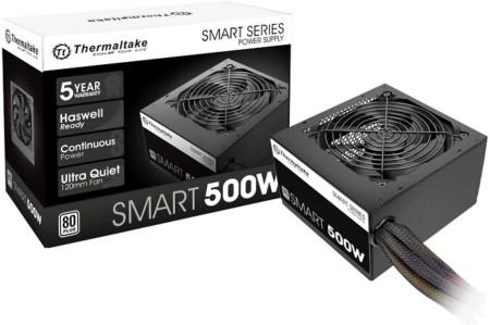 Thermaltake Smart 80+ Certified 500W