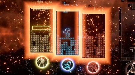 Upcoming Xbox Games Tetris Effect