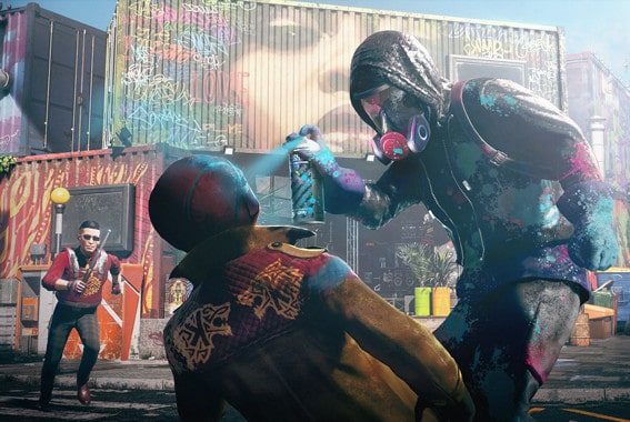 Upcoming Xbox Games Watch Dogs Legion Featured Image