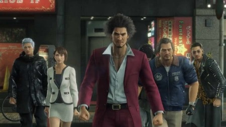 Upcoming Xbox Games Yakuza Dragon