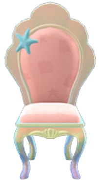 ACNH Mermaid Chair