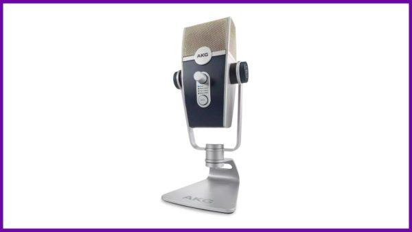 AKG Lyra USB Microphone Review