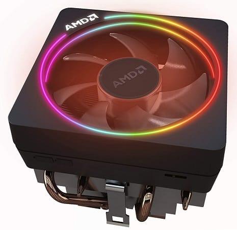 AMD Wraith Prism Cooler