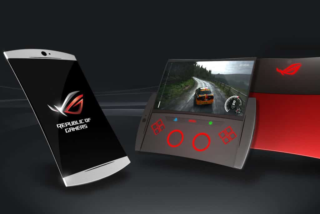 ASUS ROG Phone for Gamers