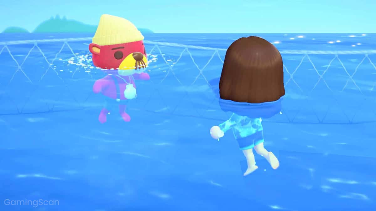 Animal Crossning New Horizons How To Get Mermaid DIY Recipes
