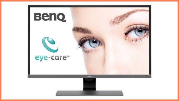 BenQ EW3270U Review