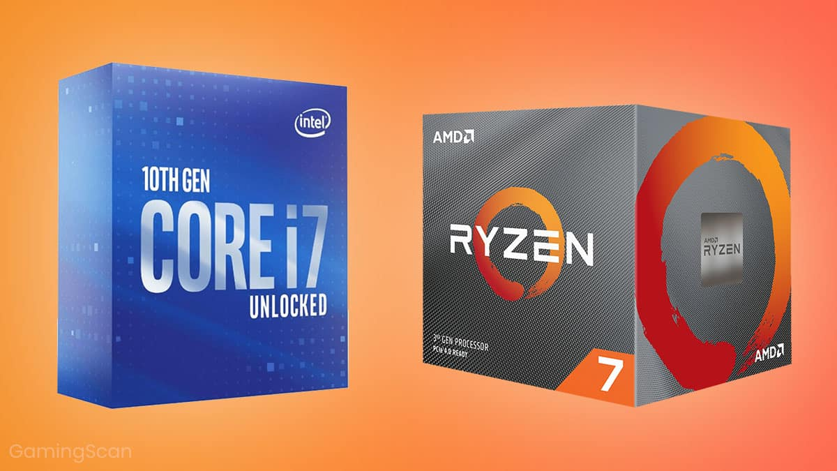 Best Cpu For Gaming 2020 Buying Guide Gamingscan