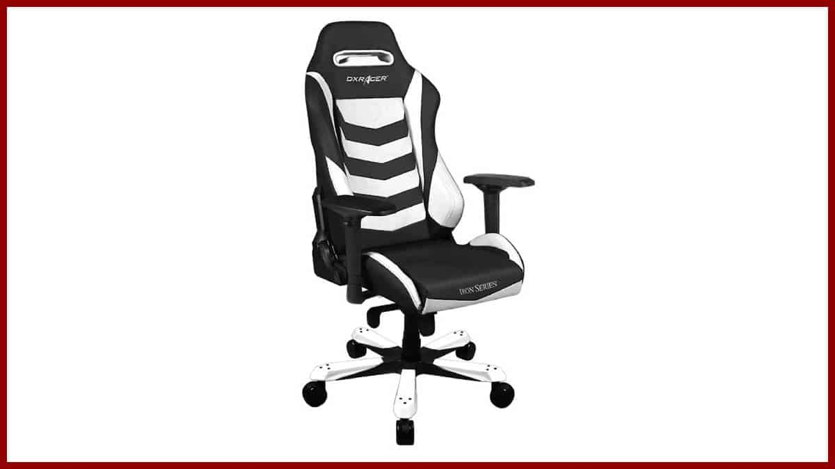 DXRacer Iron Series Review