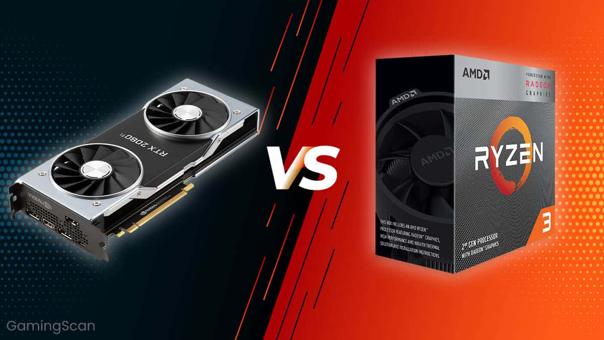 Dedicated vs Integrated Graphics Cards