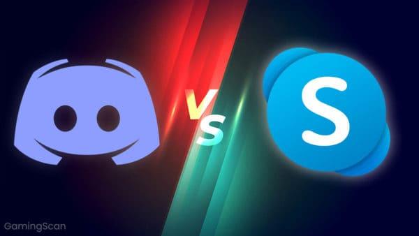 Discord vs Skype