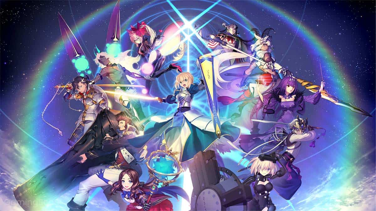 Fate Grand Order Tier List