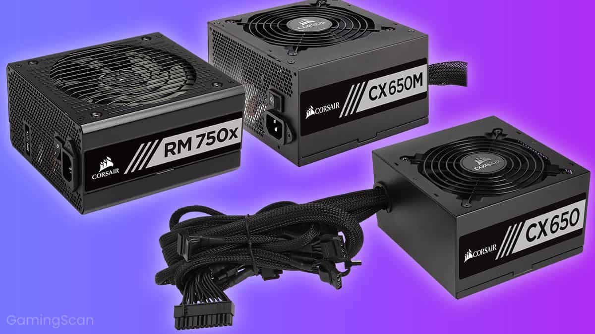 Full vs Semi vs Non Modular PSU