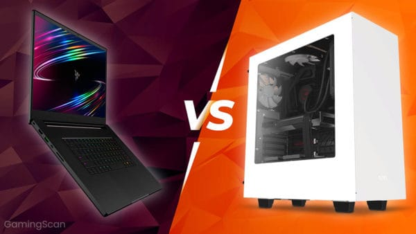 Gaming Laptop vs Desktop