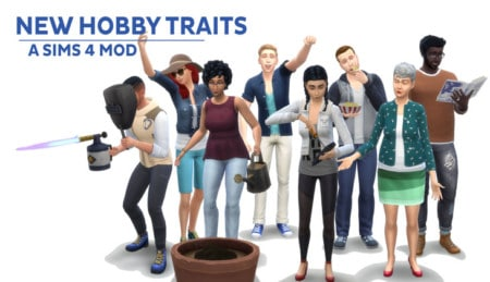 Give Your Sims New Personality Traits