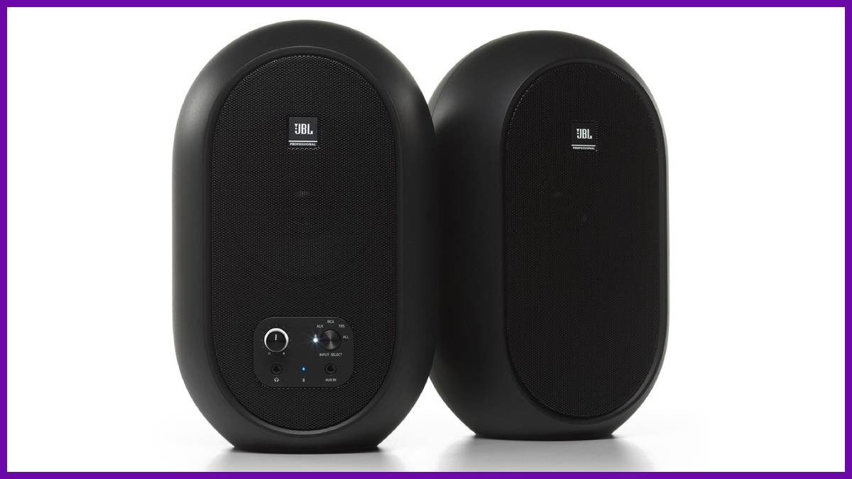 JBL 104 Bluetooth Speakers Review