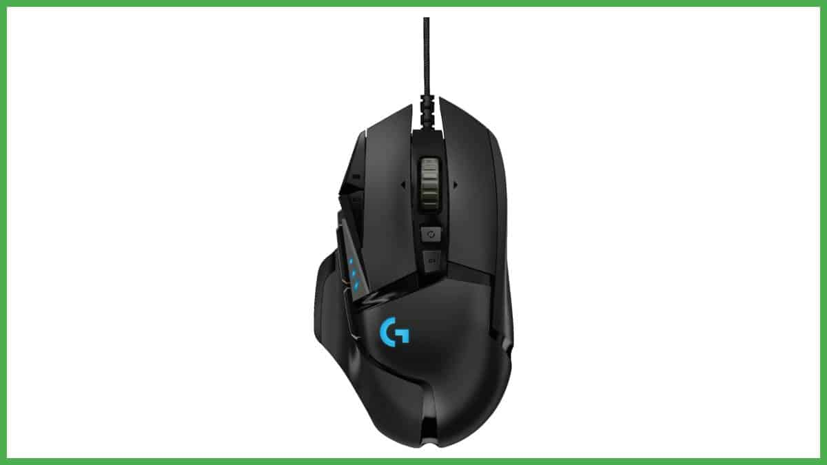 Logitech G502 Hero Review