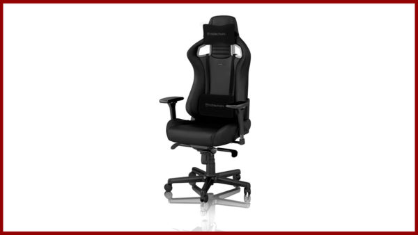 Noblechairs EPIC Black Edition Review